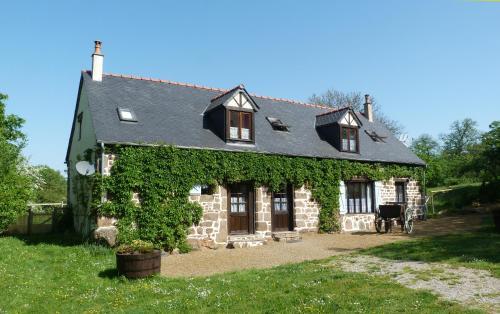 Le Tertre Gites : Guest accommodation near Saint-Denis-de-Villenette