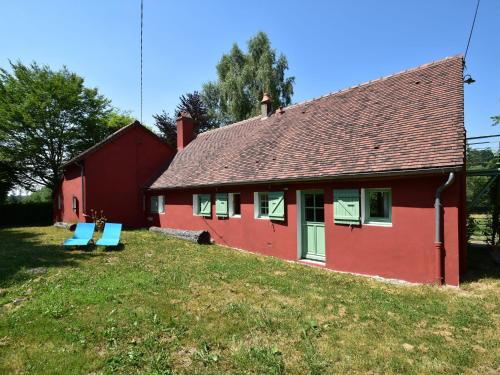 La Nocle Maulaix : Guest accommodation near Montaron