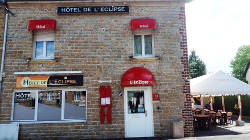 L'éclipse : Hotel near Boulzicourt