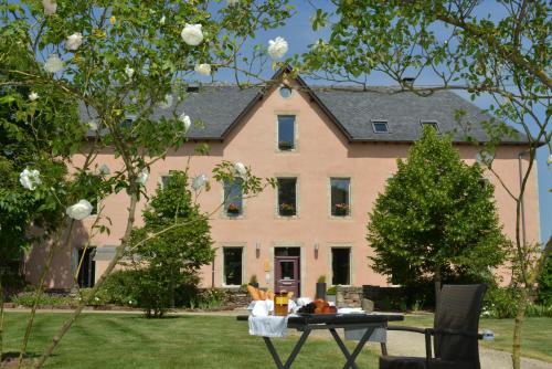 Ferme de Bourran Hotel : Hotel near Druelle
