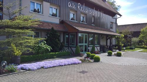 Au Relais de l'Ill : Hotel near Schœnau
