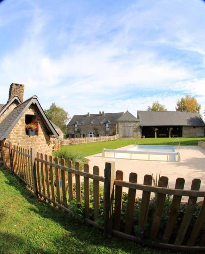 Le Hutereau - Chenin : Guest accommodation near La Chapelle-Janson