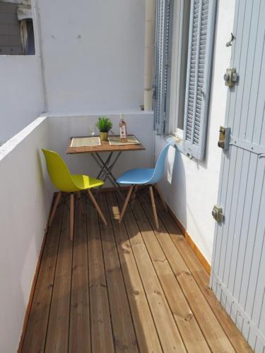 Les Terrasses de Gyptis et Protis : Apartment near Marseille 16e Arrondissement