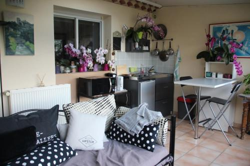 Halte en Provence : Guest accommodation near Ganagobie