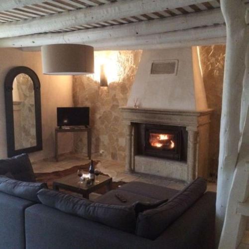 Le Bercail : Guest accommodation near Sarrians