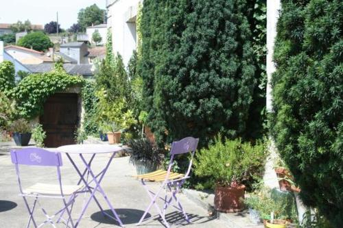Le Voltaire : Bed and Breakfast near Luzay