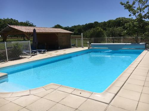 Gite le florélien : Guest accommodation near Reilhaguet
