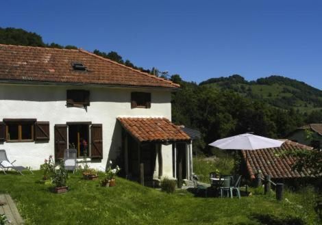 Chambres d'Hotes Au Vieux Logis : Bed and Breakfast near Izaourt