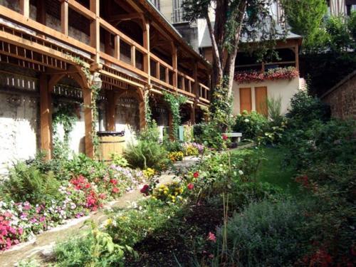 Gîte Beffroy : Apartment near Rouen