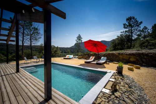 Maison d'hôtes Thym et Chocolat : Guest accommodation near Générargues