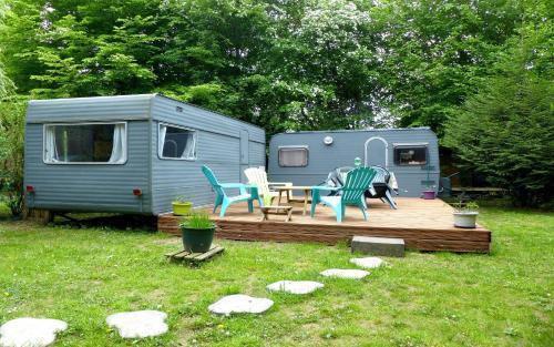 ici et la : Guest accommodation near Varennes