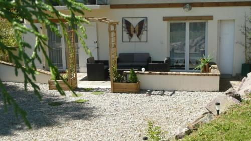 Le gite de la Forge : Apartment near Tourville-en-Auge