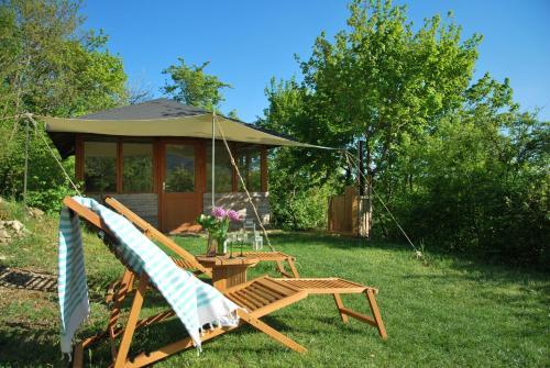 La Cab'Annette : Guest accommodation near Gundolsheim