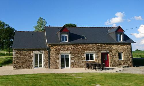 Gîte de l'hamelinaie : Guest accommodation near Javené
