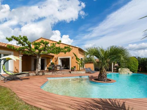 Villa Le Viognier : Guest accommodation near Manduel