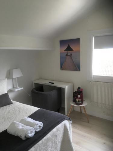 Courpian's Bed-Maison D'hôtes : Guest accommodation near Bon-Encontre
