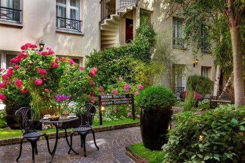 Le Patio Bastille : Hotel near Paris 12e Arrondissement