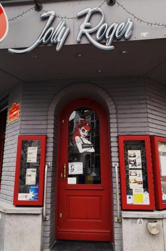 Hôtel Jolly Roger : Hotel near Killem