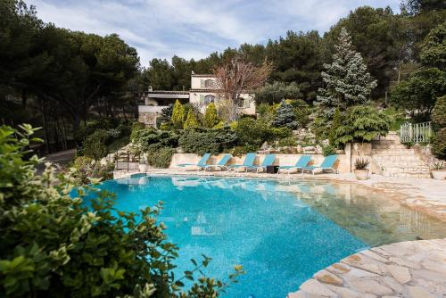Villa Chemin de la Rougiere : Guest accommodation near Marseille 14e Arrondissement
