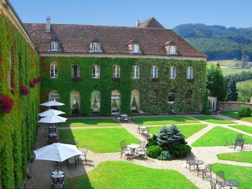 Hôtel Les Ursulines : Hotel near Mesvres