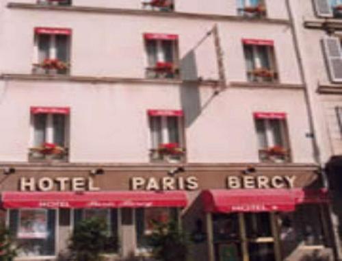 Hotel Paris Bercy : Hotel near Paris 12e Arrondissement