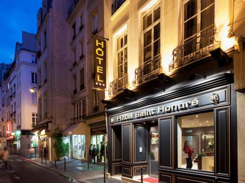 Hotel Saint Honore : Hotel near Paris
