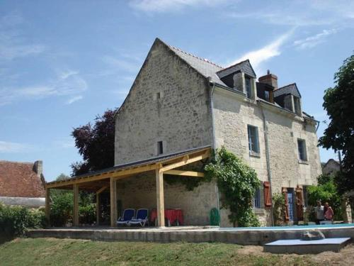 Maison De La Loire : Guest accommodation near Cinais