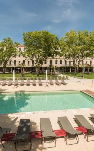 Les Villages Clubs du Soleil - Marseille : Hotel near Marseille 14e Arrondissement