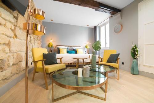 FLAAT- SAINT GERMAIN DES PRES : Apartment near Paris 5e Arrondissement