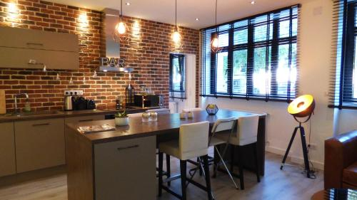 Le Petit Brooklyn : Apartment near Strasbourg