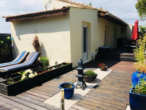 Appartement La Perle Noire : Apartment near Agde