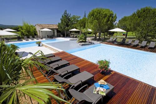Le Mas du Terme : Hotel near Saint-Privat-de-Champclos