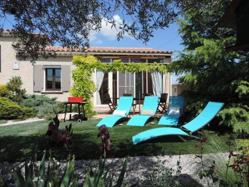 La Lavandine : Guest accommodation near Puimichel