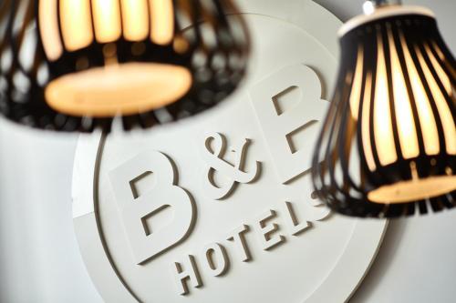 B&B hôtel Angoulême : Hotel near Garat