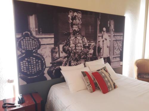 Logis Hôtel Lafayette Rochefort France : Hotel near Geay