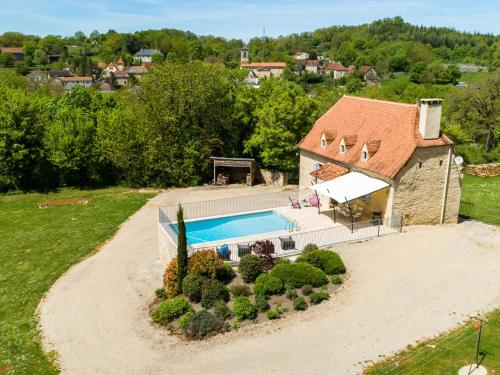 Maison De Vacances - Thémines : Guest accommodation near Saint-Bressou