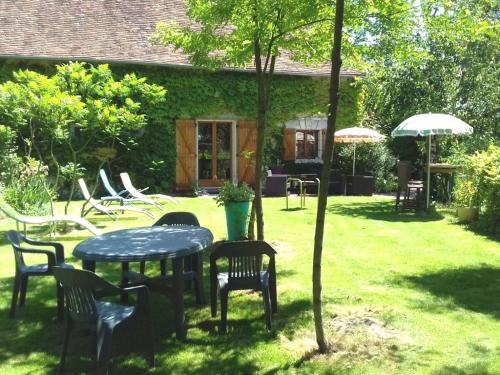 La Cartaudiere : Guest accommodation near Le Petit-Pressigny