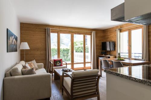Villa Floria Apartment : Apartment near Chamonix-Mont-Blanc