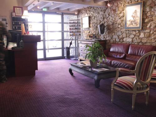 Le Richelieu : Hotel near Seyresse