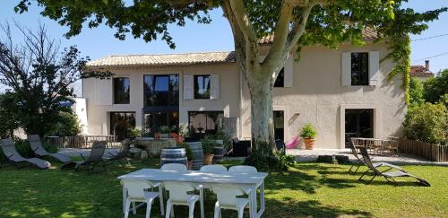 La Rabasse : Guest accommodation near Lagarde-Paréol