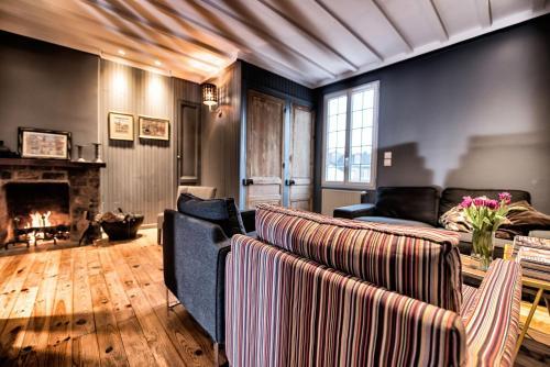 The Grey House : Guest accommodation near La Rivière-Saint-Sauveur