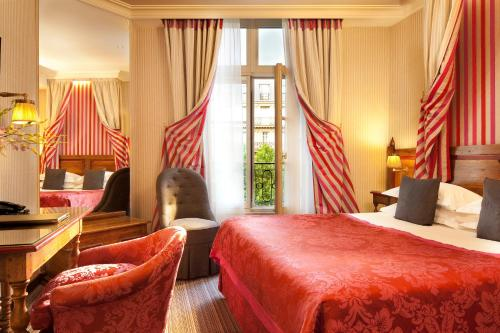 Au Manoir Saint Germain : Hotel near Paris 6e Arrondissement