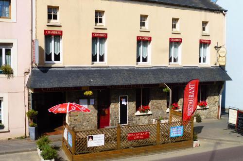 Le Colquin : Hotel near Saint-Sauveur-de-Pierrepont