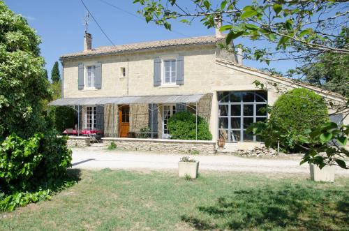 Le Mas du Berger : Guest accommodation near La Bastide-d'Engras