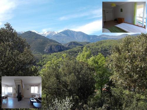 gîte canigou sud : Guest accommodation near Saint-Marsal
