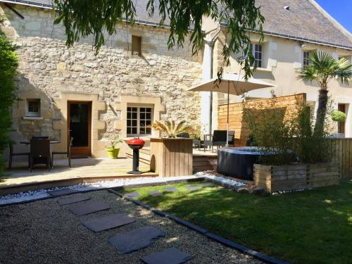 Domaine des Varennes : Guest accommodation near Montreuil-Bellay