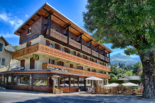 La Roseraie : Hotel near Monteynard