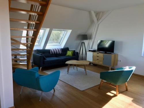 Les Planteurs : Apartment near Scharrachbergheim-Irmstett