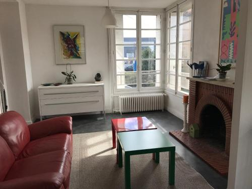 Poitiers : Apartment near Fontaine-le-Comte
