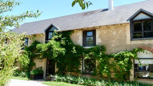 La Ligne : Bed and Breakfast near Paulnay